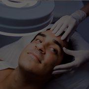 Tratamento de manchas de pele